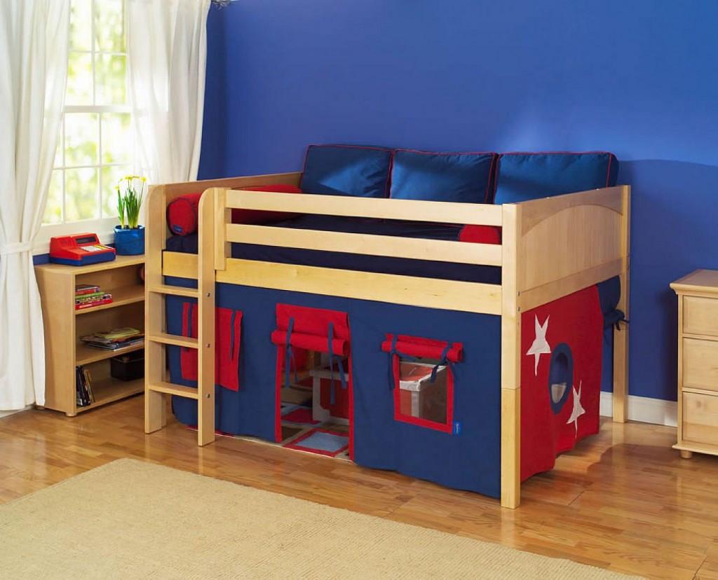 phòng ngủ nhỏ cho bé