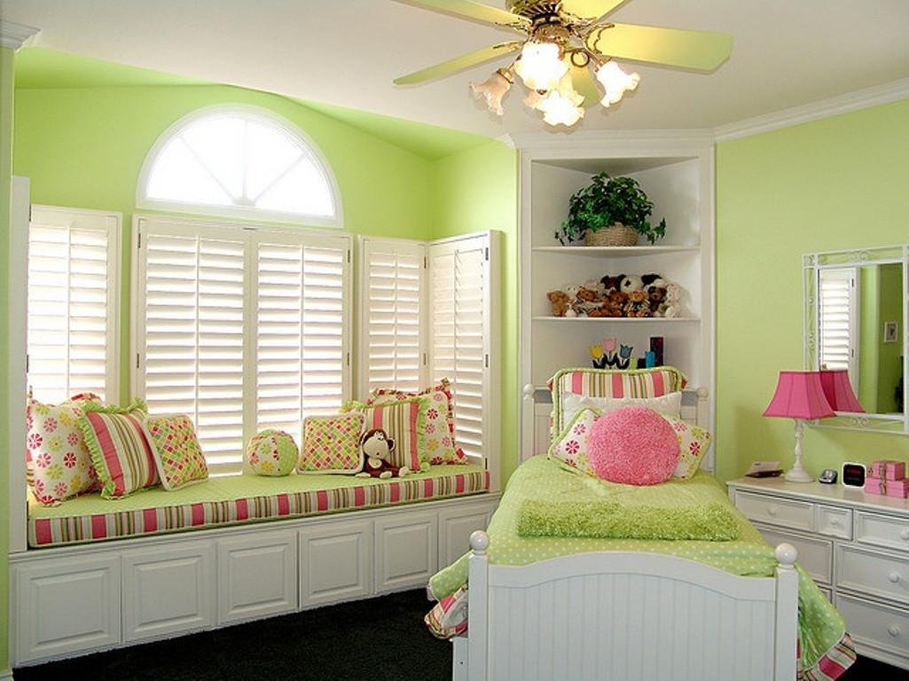 phong cách phòng ngủ đa sắc màu