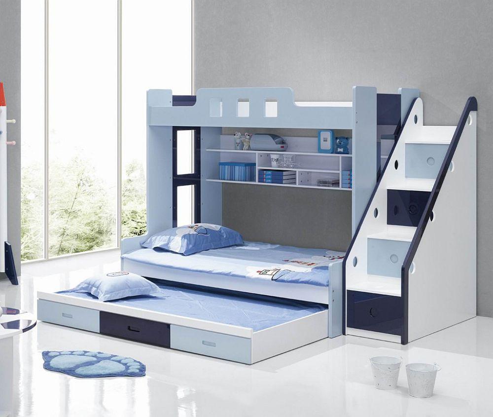 thiết kế phòng ngủ nhỏ cho bé