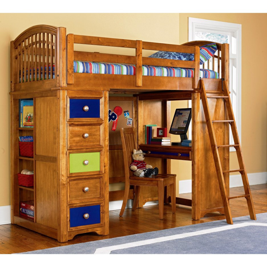 phòng  ngủ độc đáo cho bé