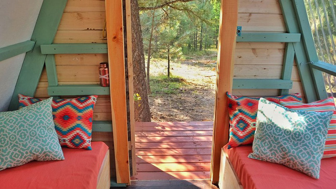 Đôi vợ chồng tự tay xây dựng một ngôi nhà nhỏ vô cùng xinh xắn với giá thành chưa tới 18 triệu đồng - Ảnh 5.
